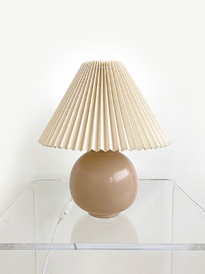 Ceramic Lamp : 4 Types
