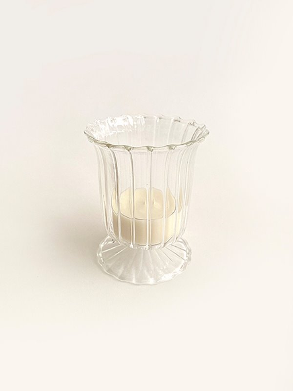 Flower Candle Holder