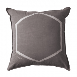 Garden Hexagon (Dark Grey)