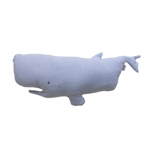 Biggy Whale (Pale Blue) : 3차재입고